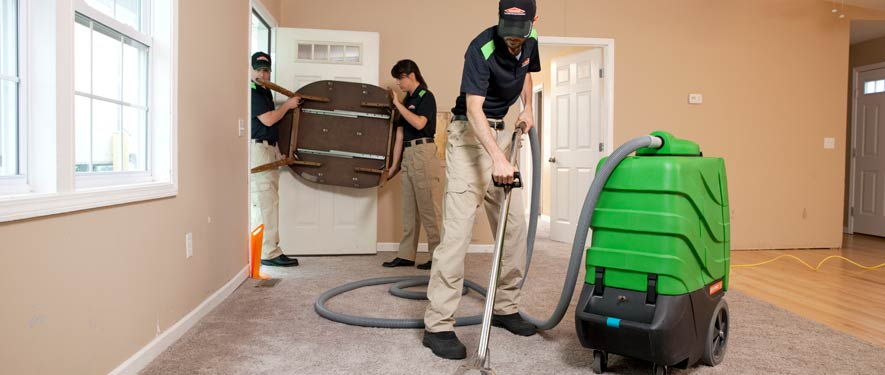 La Jolla, CA residential restoration cleaning